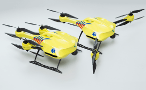 Ambulance Drones Could Be Real Life-Savers