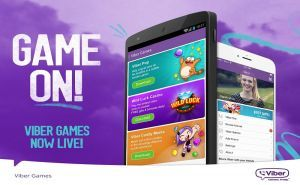 Viber is Into Gaming