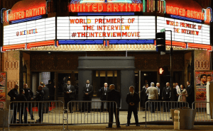 Sony Gives In to Hackers and Cancels 'The Interview'