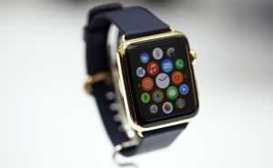 The Apple Watch Will Ship in April