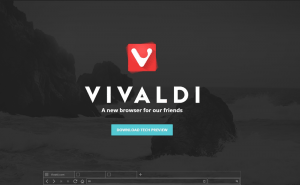 The Opera Team Created a New Browser Called Vivaldi