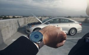 Hyundai Smartwatch App: Control Your Car From Your Wrist