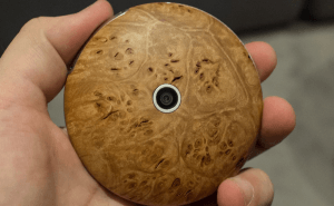 Meet Runcible, The Circular Anti-Smartphone