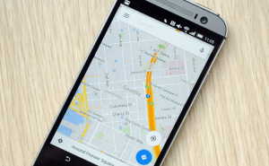 Google Maps Enhanced with Traffic Alerts for Memorial Day