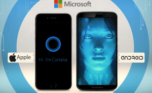 It's Official: Cortana Is Heading to iOS and Android