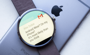 Google officially announced iOS support for Android Wear
