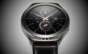 Samsung revealed the Gear S2