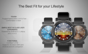 Meet the Rise – a smartwatch to replace your phone
