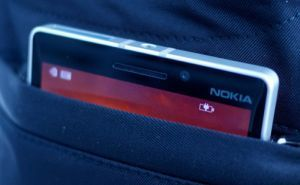 Microsoft: Charging Trousers to Top Up Your Phone's Battery