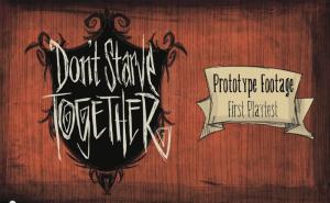 Don't Starve Together Gets a Trailer