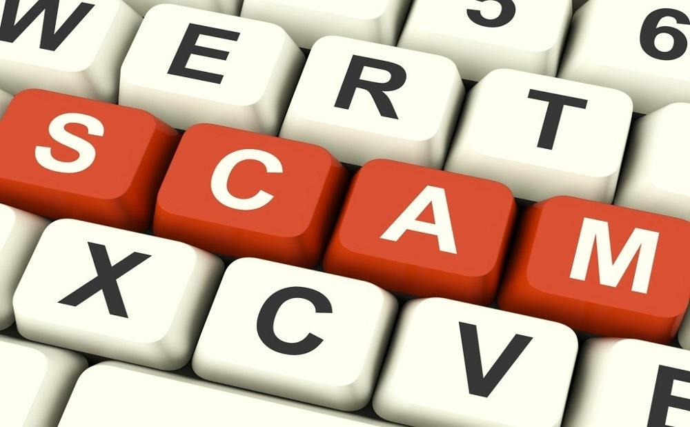 Top internet scams