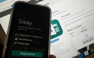 Microsoft Enhances Its New Sway App