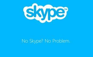 Now you can use Skype without having an account
