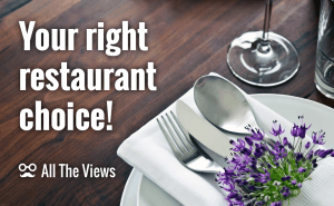 All The Views: compare Spanish restaurants