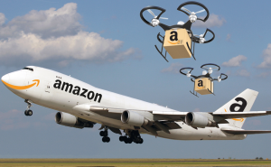 Amazon creates a new air cargo service for Prime customers