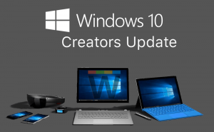 Windows 10's Creators Update will arrive on April 11
