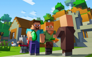 Minecraft's Marketplace will let you monetize your creations