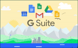 Interesting and useful G Suite features